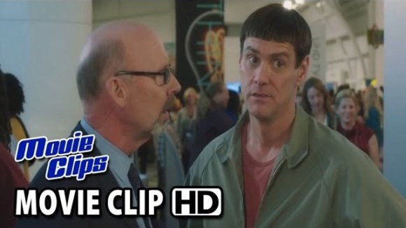Dumb and Dumber To Clip - Dr. Christmas