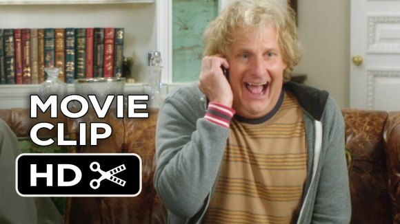 Dumb and Dumber To Clip - Harry Calls His Daughter