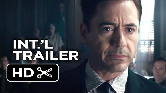 The Judge - International Trailer #1