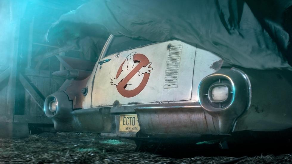 Oorspronkelijke 'Ghostbuster' keert terug!