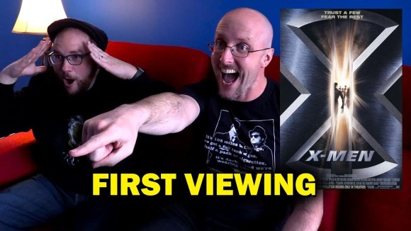Channel Awesome - X-men - first viewing