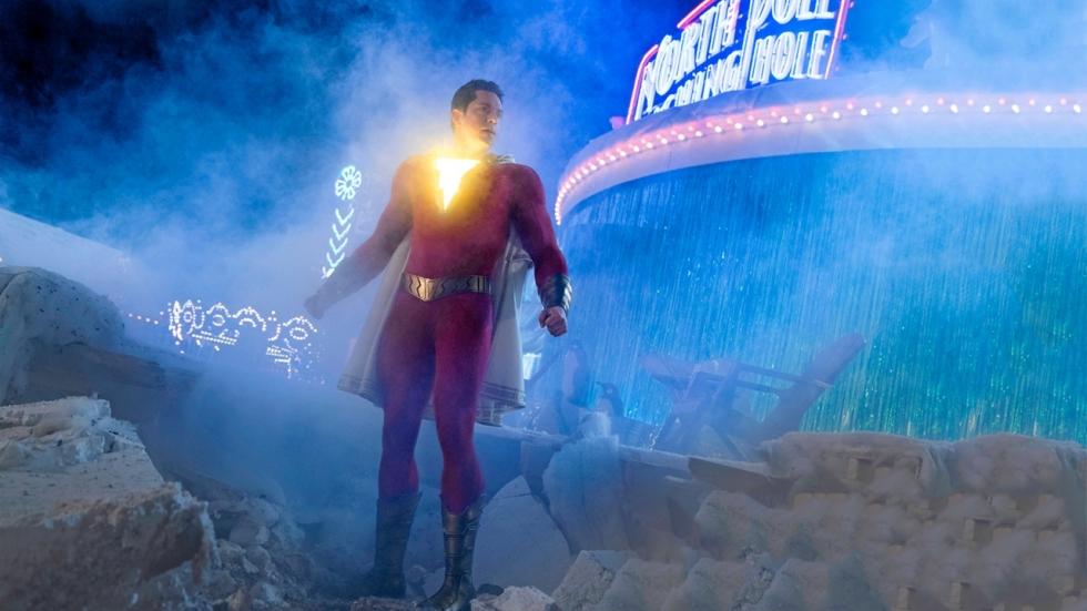 Eerste reacties DC-film 'Shazam!'
