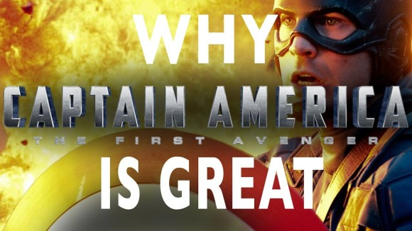 Schmoes Knows - Why captain america: the first avenger is great