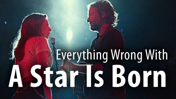 CinemaSins - Everything wrong with a star is born (2018)