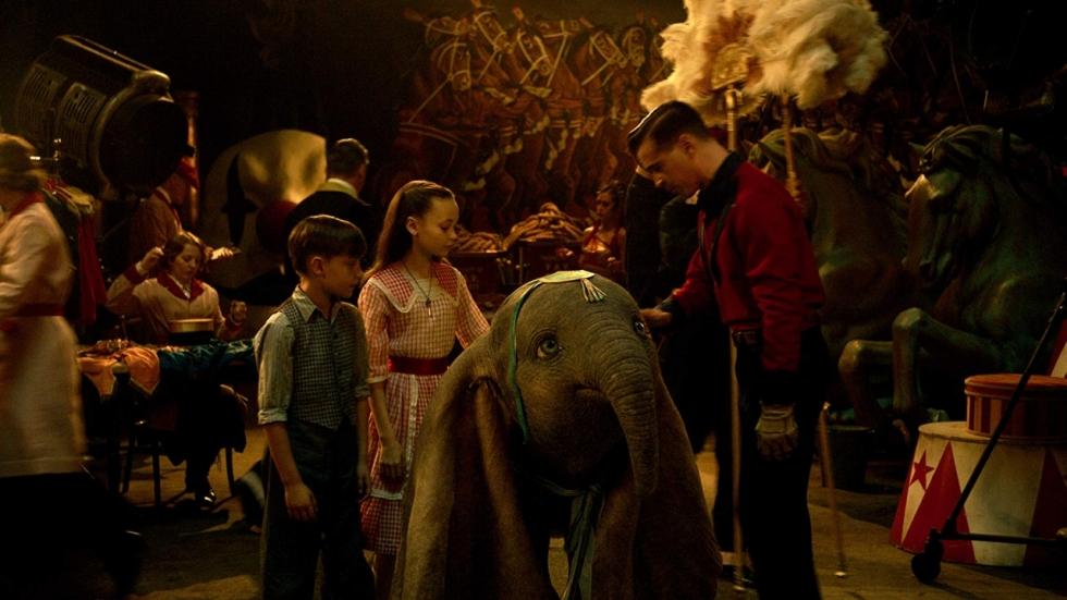 Eerste reacties 'Dumbo': opvallend live-action sprookje