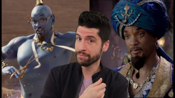 Jeremy Jahns - Aladdin - official trailer (my thoughts)