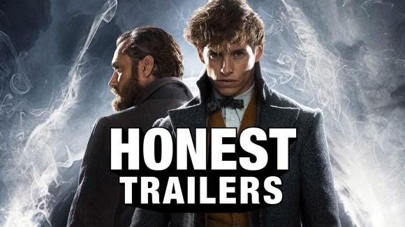 ScreenJunkies - Honest trailers - fantastic beasts: the crimes of grindelwald