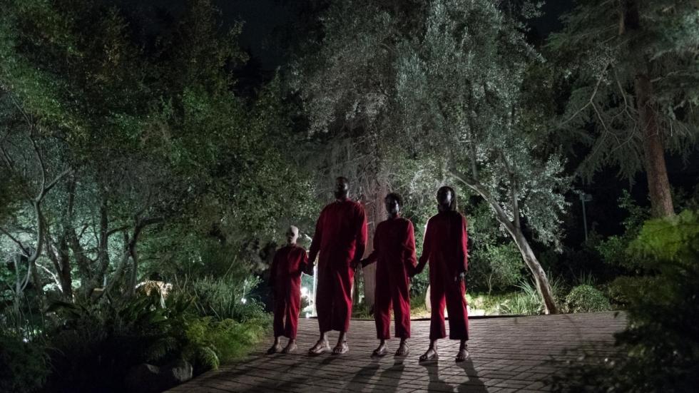 Weinig subtiele horror in eerste clips 'Us'!