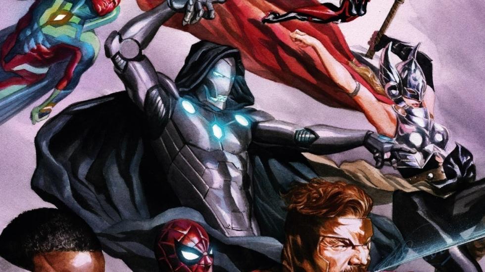 Opvallende plotdetails Marvels 'Doctor Doom'