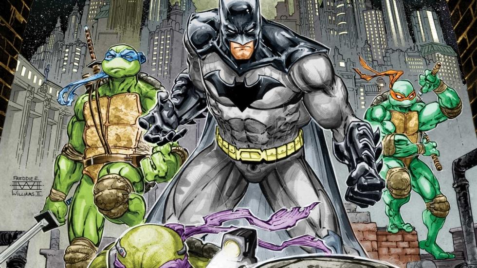 Trailer 'Batman vs. Teenage Mutant Ninja Turtles'