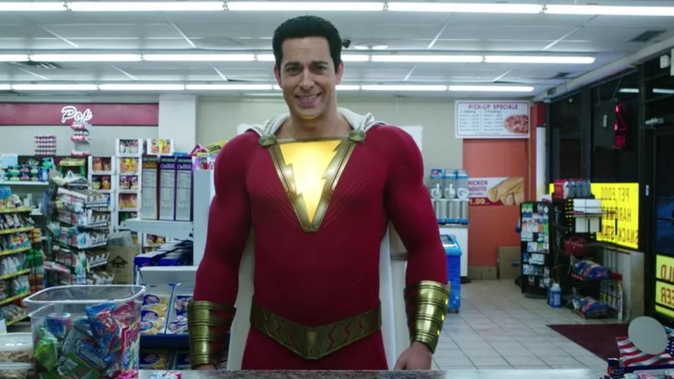 Superheldenfilm 'Shazam!' stevent af op slechtste DC opening?