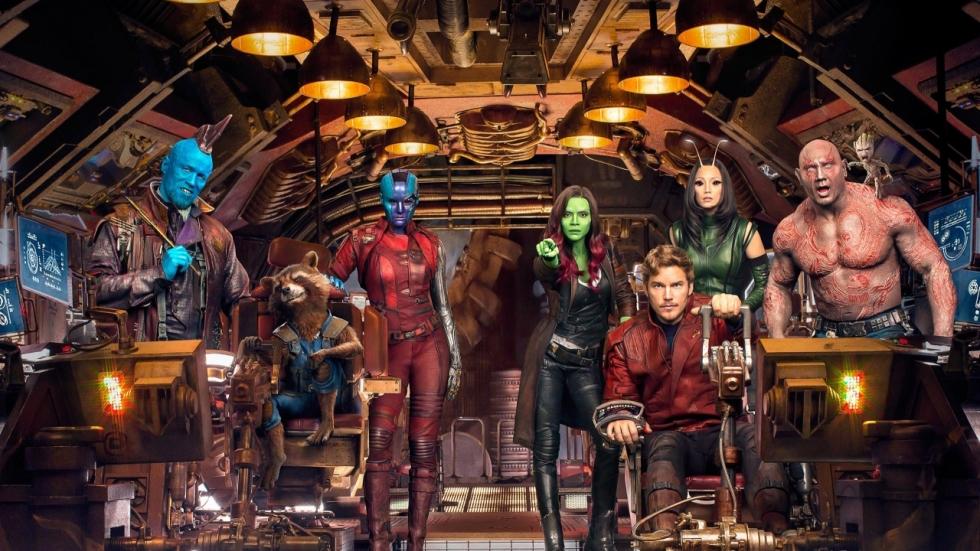 Marvel en Disney planden terugkeer James Gunn bij 'Guardians Vol. 3'