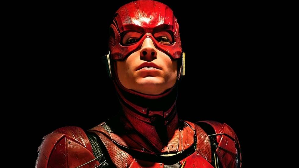 Ezra Millers tijd als 'The Flash' al voorbij?