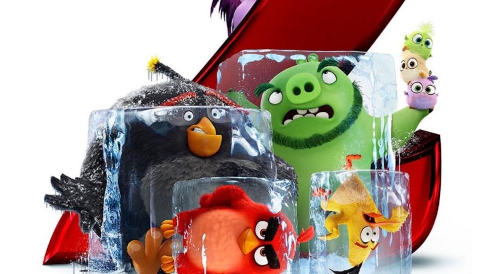 IJzige eerste trailer 'The Angry Birds Movie 2'