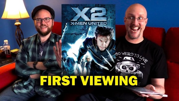 Channel Awesome - X2: x-men united - first viewing