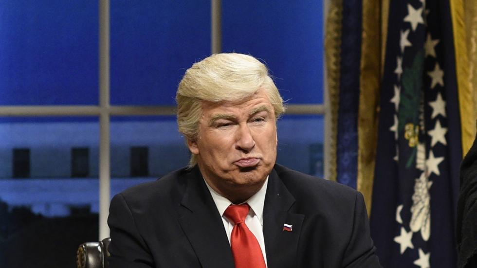 'Donald Trump wil federaal onderzoek starten naar Alec Baldwin (SNL)'