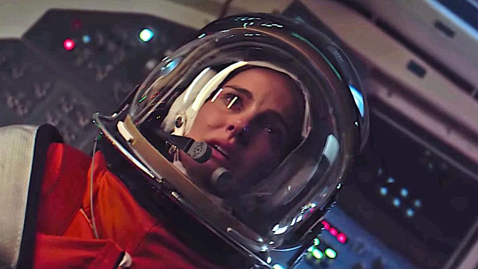 Natalie Portman als doorgedraaide astronaute in trailer 'Lucy in the Sky'