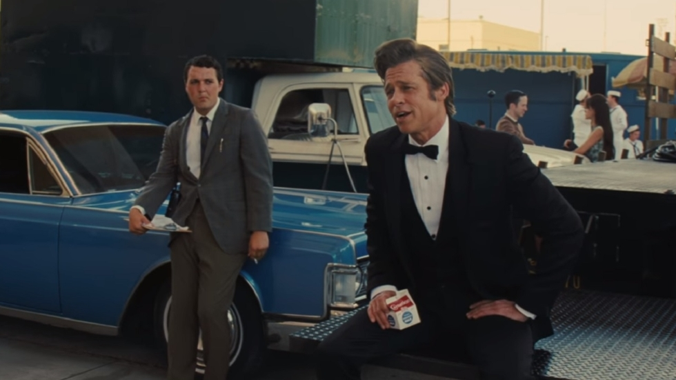 Teaser trailer Tarantino's 'Once Upon a Time in Hollywood'!