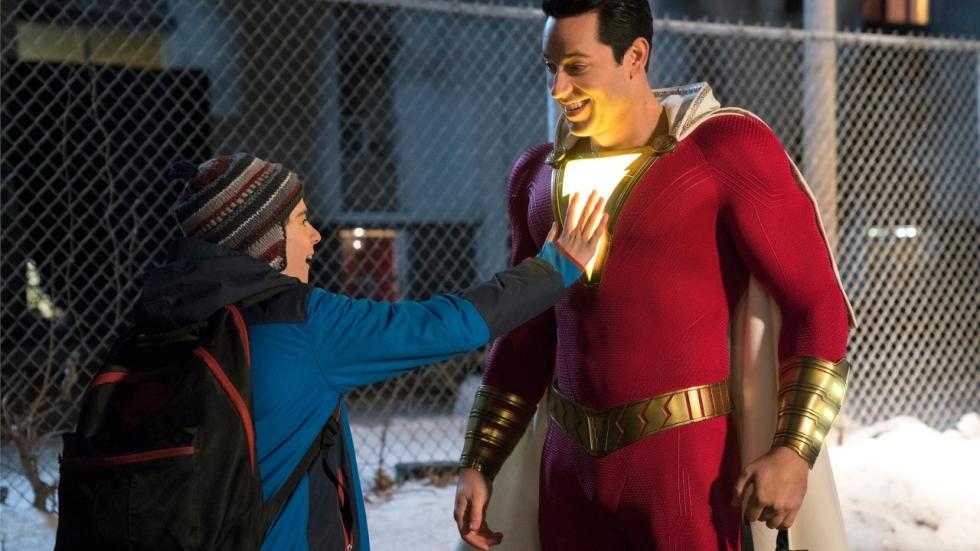 Humoristische eerste clip superheldenfilm 'Shazam!'
