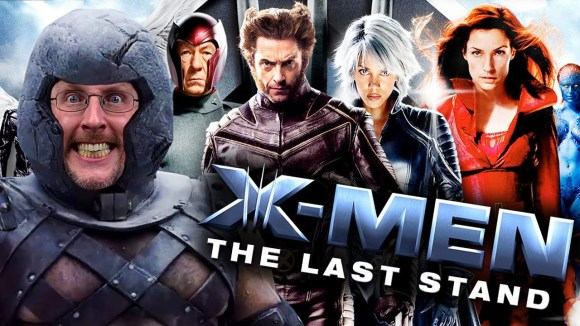 Channel Awesome - X-men: the last stand - nostalgia critic