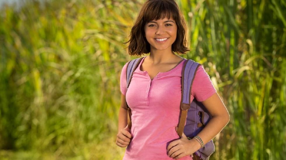 Posters 'Dora'-film met volwassenere tienerheldin!