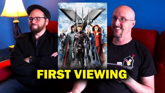 Channel Awesome - X-men: the last stand - first viewing