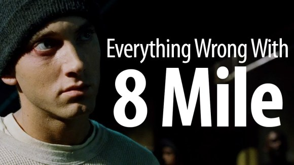 CinemaSins - Everything wrong with 8 mile in 16 minutes or less