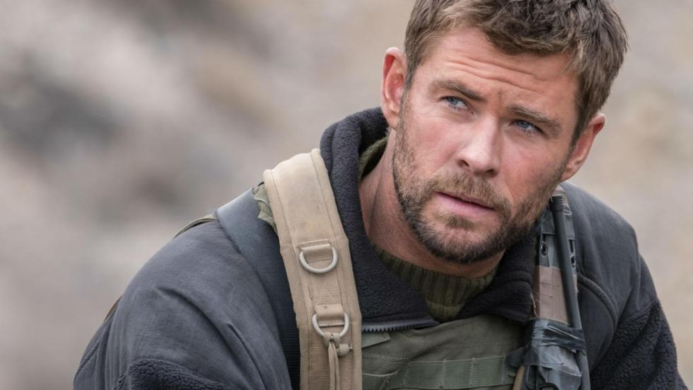 'Chris Hemsworth en Matt Damon doen echt alles samen'