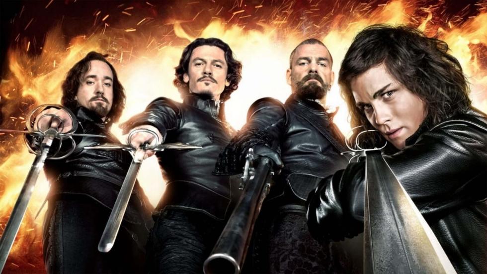 Netflix verfilmt de 'Three Musketeers' maar nu in 'Mission: Impossible'-stijl