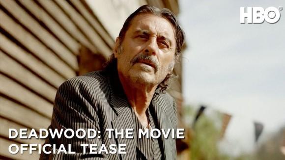 Deadwood - trailer tease