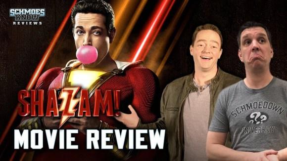 Schmoes Knows - Shazam! movie review