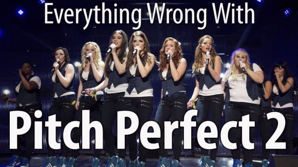 CinemaSins - Everything wrong with pitch perfect 2 in 16 minutes or less