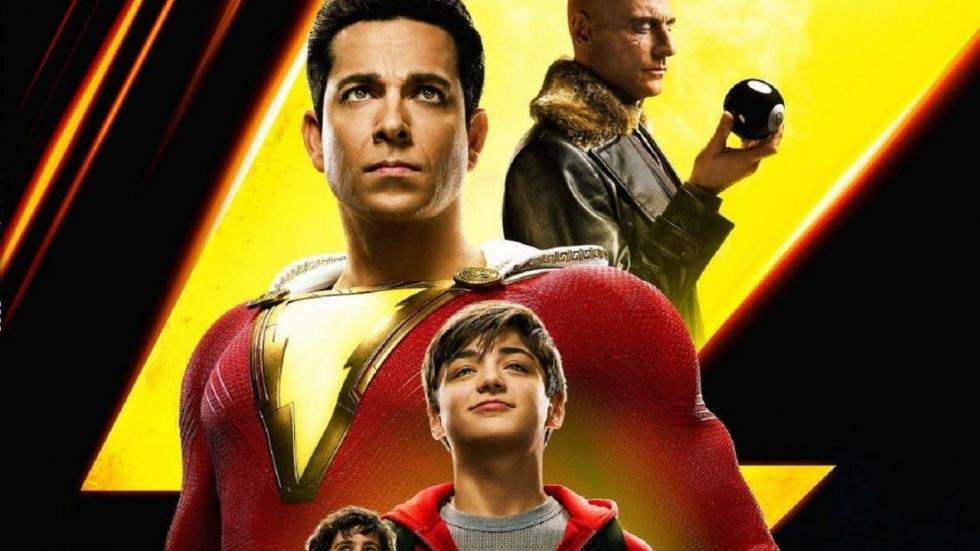Recensenten zijn het eens: 'Shazam!' is een waardige superheldentopper