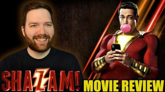 Chris Stuckmann - Shazam! - movie review