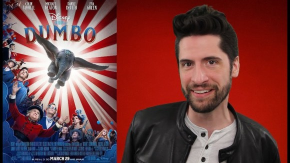 Jeremy Jahns - Dumbo - movie review