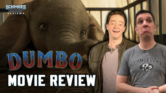 Schmoes Knows - Dumbo movie review