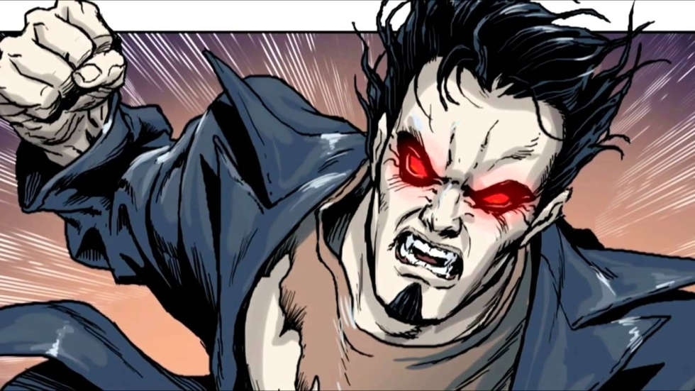 Nieuwe blik op Jared Leto in 'Morbius, the Living Vampire'