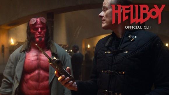 Hellboy - clip 1