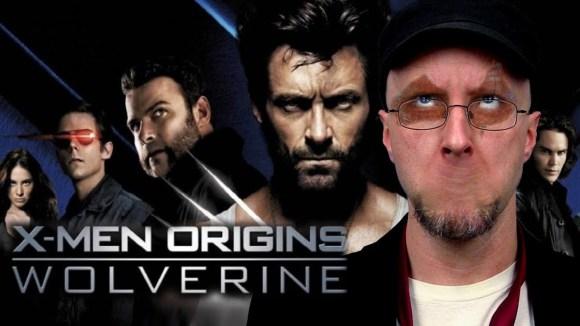 Channel Awesome - X-men origins: wolverine - nostalgia critic