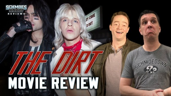 Schmoes Knows - The dirt movie review