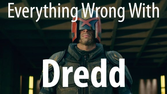 CinemaSins - Everything wrong with dredd in 13 minutes or less