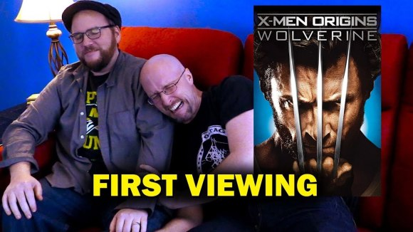 Channel Awesome - X-men origins: wolverine - first viewing