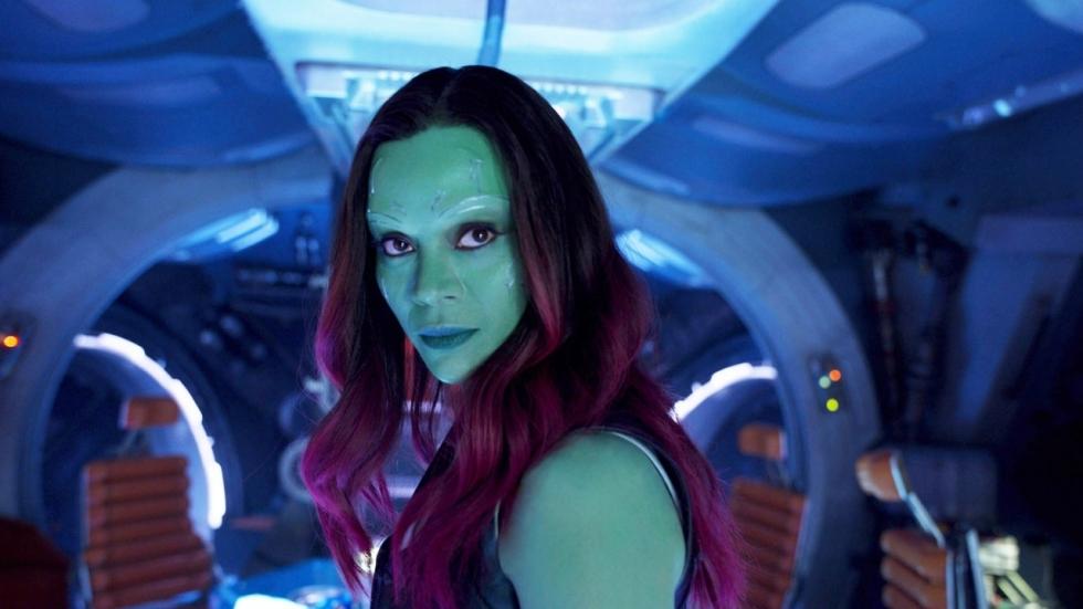 Zoe Saldana is trots op de 'vergiffenis' van Disney met terugkeer James Gunn