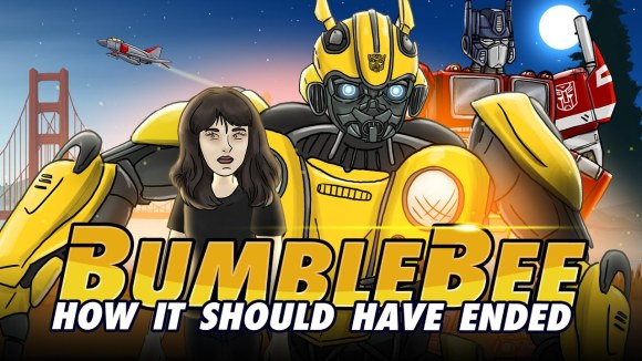 How It Should Have Ended - How bumblebee should have ended