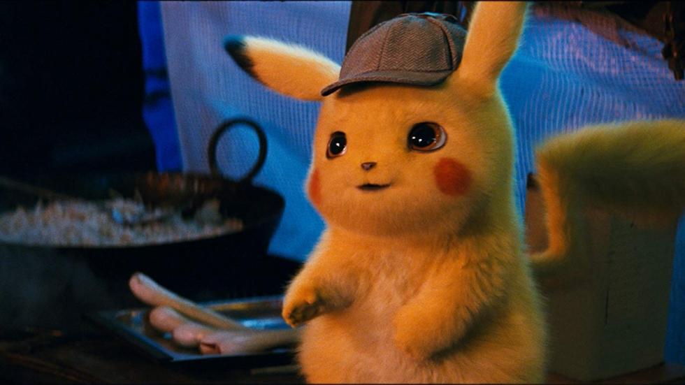 Poster 'Detective Pikachu' verzamelt heel, heel veel Pokémon!