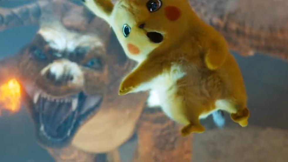 Heerlijke TV-trailer Pokémon-film 'Detective Pikachu': Tim is geen Ash Ketchum