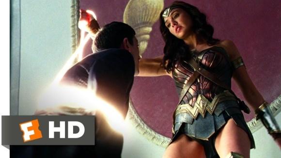 Justice League - Clip: Wonder Woman Rescue