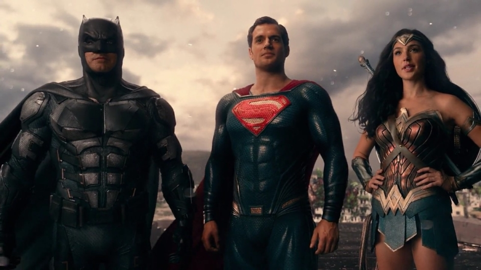 Superman met snor gelekt: opvallend beeld van 'Justice League'