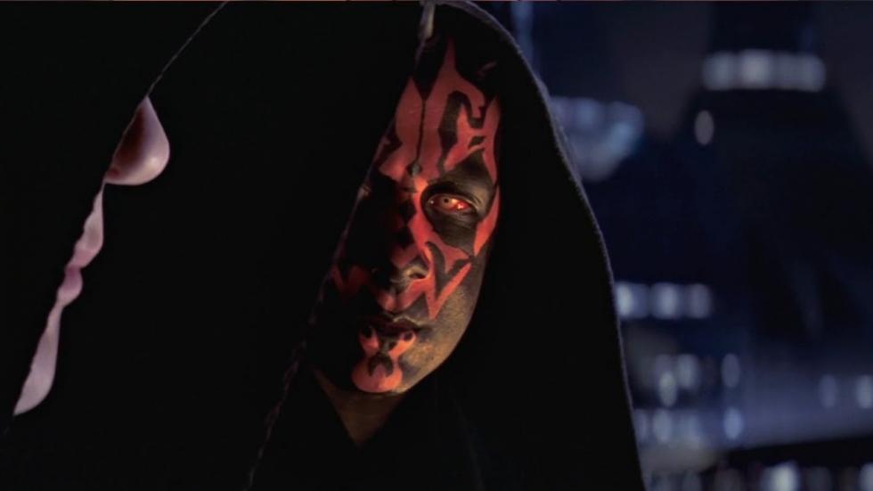 Oorspronkelijke Darth Maul-acteur uit 'Solo: A Star Wars Story' gesneden