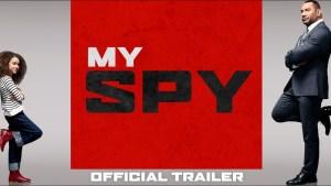 My Spy (2019) video/trailer